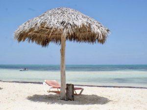 Self drive Cuba twee weken met kinderen - strand