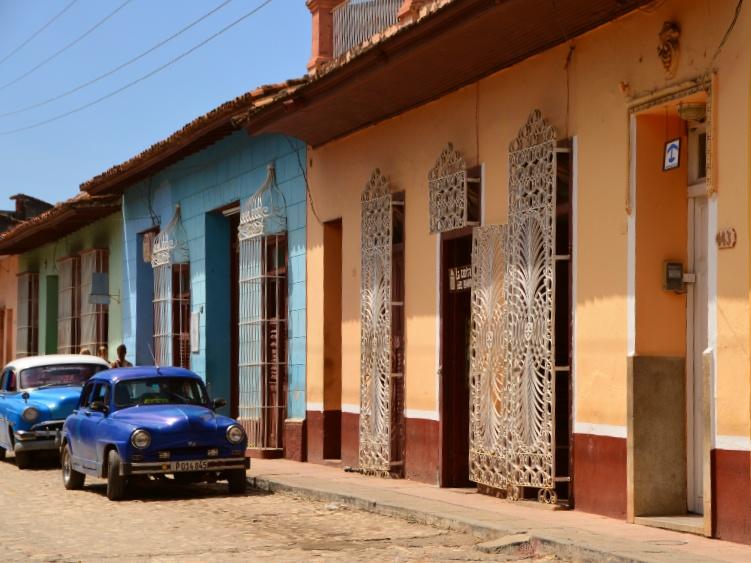 Reisroute Cuba met kinderen - Trinidad