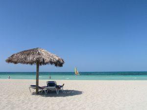 rondreis Cuba twee weken - strand Varadero