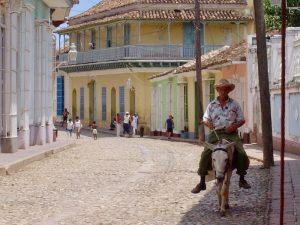 Vakantie Cuba met kinderen - Trinidad