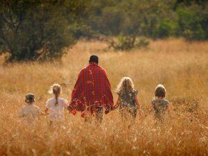 Kenia vakantie twee weken - Masai Mara wandelsafari
