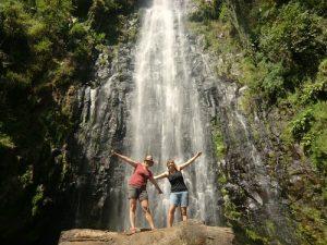 Hoogtepunten Tanzania - Materuni waterval