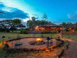 Safari Kenia - op naar Lake Navaisha