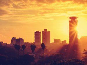 Safari Kenia - Nairobi