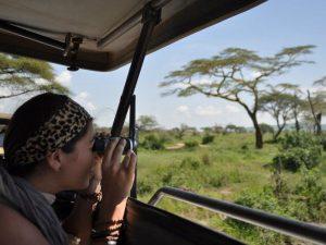 Tanzania safari - Lake Manyara National Park