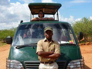 Amboseli-Tsavo - gids