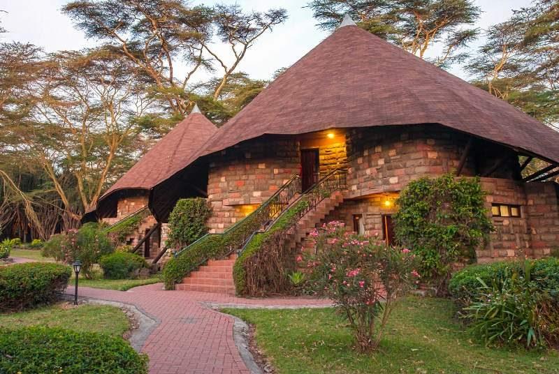 Overnachten Kenia en Tanzania