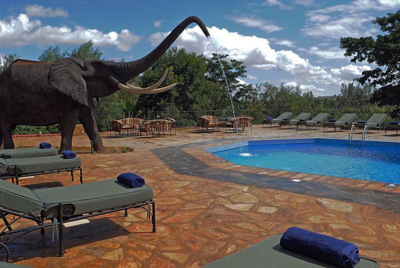 Overnachten Tanzania met zwembad