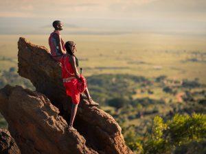 Lake Navaisha reis met Masai