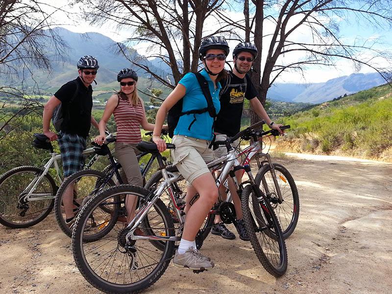moshi mountainbiken