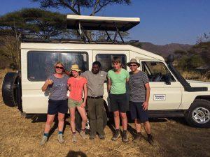 Safari Tanzania - op naar de parken