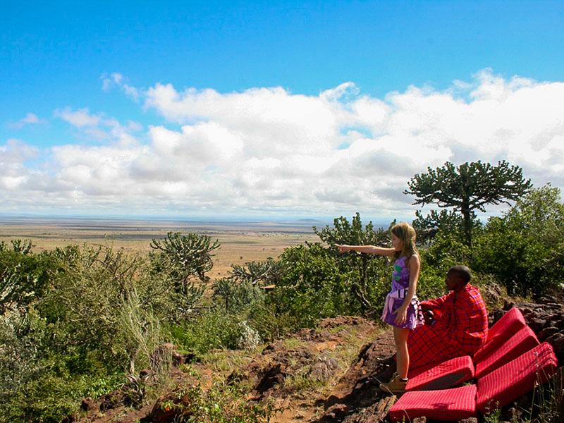 kenia reizen - Masai