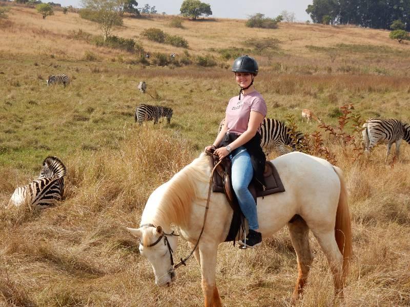 Lake Navaisha paardrijden