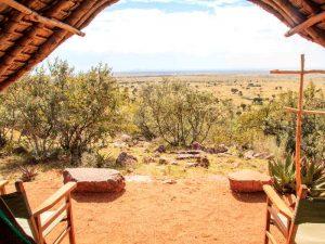 Kenia vakantie twee weken - Masai Mara safarilodge