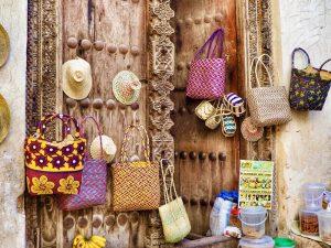 Zanzibar - Stone Town winkeltjes