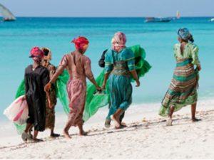 Zanzibar lokaal leven strand - Tanzania met kinderen