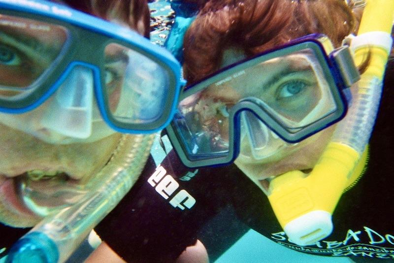 Zanzibar - snorkelen tijdens Tanzania met kinderen reis