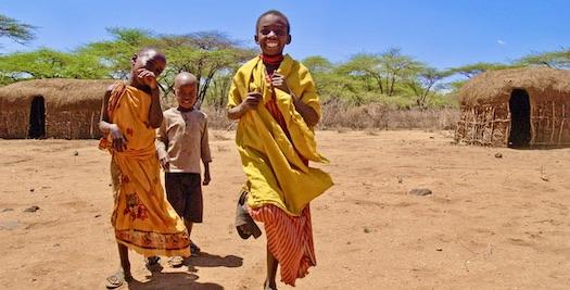 Zanzibar - Tanzania met kinderen