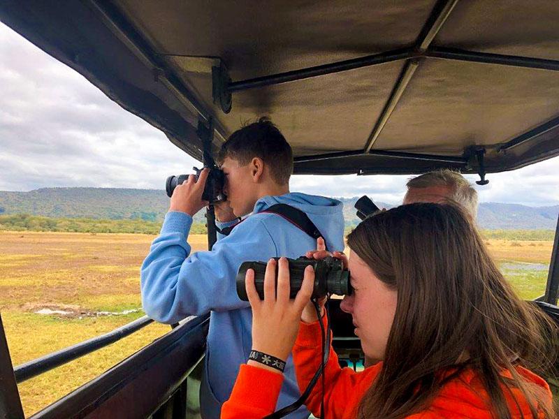 hoogtepunten tanzania safari
