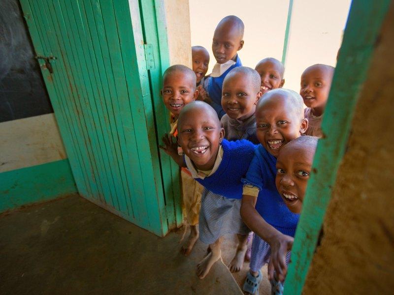 Kenia vakantie twee weken - bij de masai