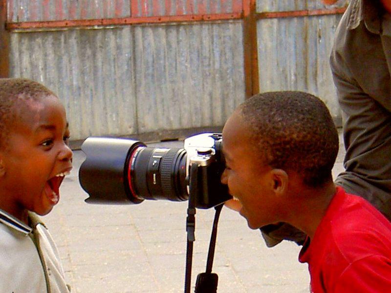 Tanzania met kinderen - kinderen