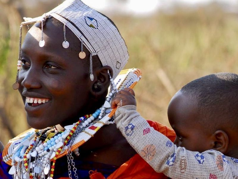 Tanzania reizen Masai