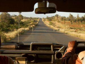 Kenia safari - op naar de Masai Mara
