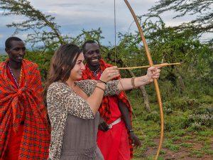 Hoogtepunten Tanzania - leren van de Masai
