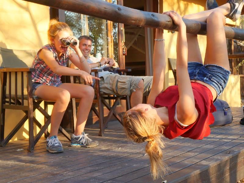 Safari Kenia - rondreis kinderen