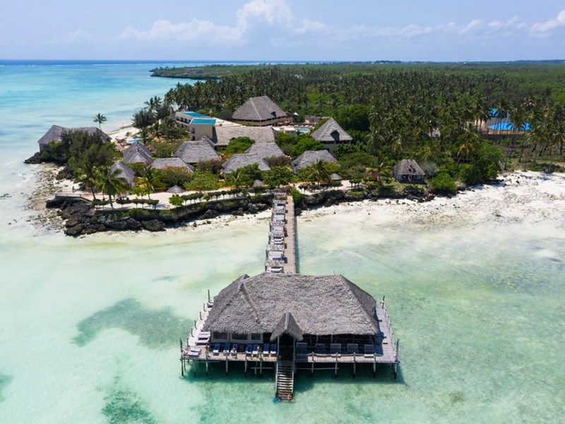 Zanzibar Special Stay - ultieme verblijf plek