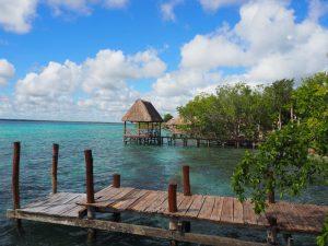 Entdecken Sie die Lagune Bacalar