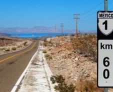 Baja California's unberührter Norden