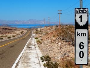 Auf dem Highway 1 durch Kalifornien & Mexiko