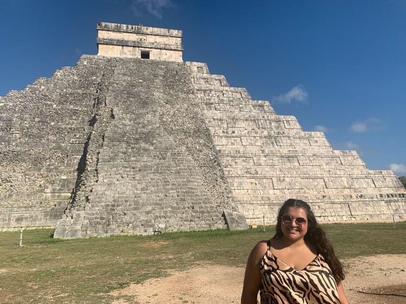 Pyramide von Chichen Itza