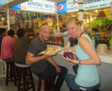 Spaziergang durch Mexiko's Küche in Puebla