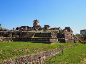 10 Tage Mexiko Palenque Ruinen
