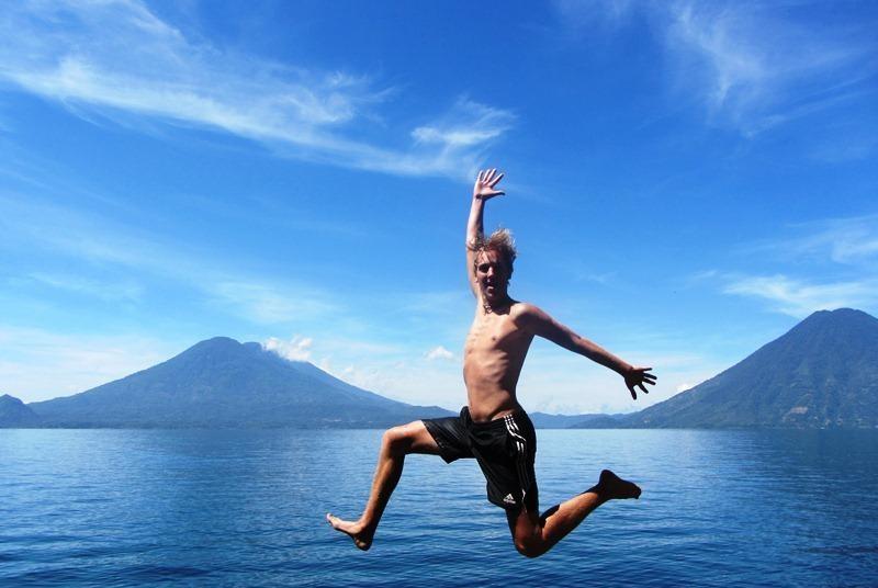 Rundreise Mexiko Guatemala Belize Atitlan See