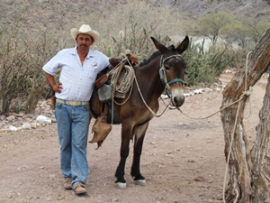 Santa Marta Wanderung Ranchero