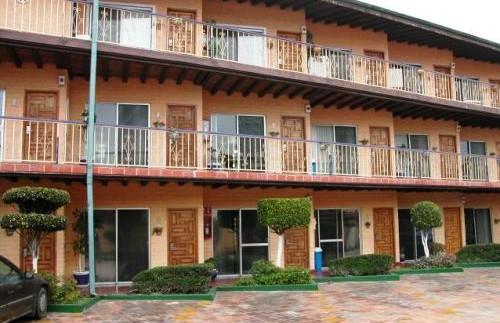 Außenansicht Ihrer Unterkunft in Ensenada