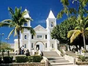 Kirche in San José del Cabo