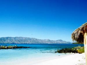Baja California Urlaub Loreto Isla Coronado Mexiko