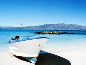 Isla Coronado vor Loreto bei Baja California Rundreise