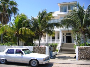Herrenhaus in Belize City