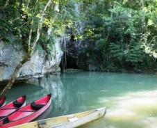 Berge und Flüsse von Belize