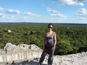 Calakmul Yucatan Mexiko Rundreise