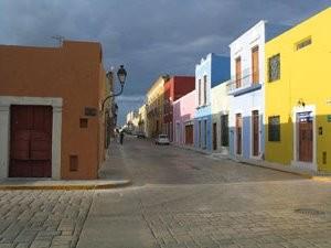 Piratenstadt Campeche bei Mexiko Rundreise