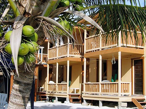 Caye Caulker Standardhotel Mexiko Belize Reise