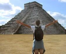 Streifzug durch Chichen Itza, Izamal & Campeche