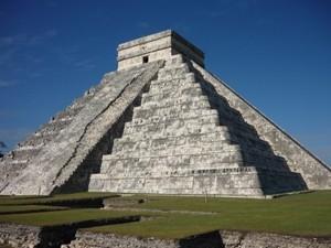 Maya-Pyramiden Chichen Itza Mexiko Rundreise
