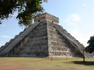 Chichen Itza Pyramide